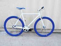 Brand new single speed fixed gear fixie bike/ road bike/ bicycles + 1year warranty & free service 9