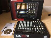 AKAI APC40 in original box