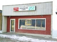 Fully Equipped RestaurantBusiness+Living Space For Sale-Dinsmore
