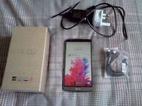 LG G3 D855 16GB BLACK