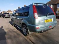 Nissan Xtrail low milage full history