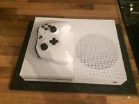 Xbox one s 1TB with 15 games