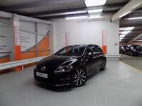 Volkswagen Golf R LINE EDITION TDI BLUEMOTION TECHNOLOGY (black) 2016-10-31