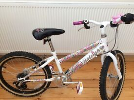 Raleigh Diamond Krush bike, excellent condition