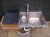 ikea kitchen sink and tap