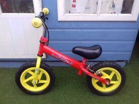 "Little Rocket Balance Bike 12"" £5"