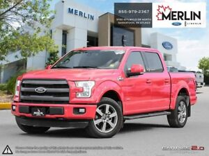 2016 Ford F-150 Lariat PST PAID CERTIFIED PRE OWNED