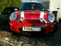 Mini Cooper S jcw Factory fitted 210HP