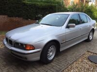 BMW 5 Series 523ii SE 180K miles, great condition, MOT 2019, quick sale needed