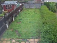 2 BEDS 2 RECEPTION....LOVELY BIG GARDEN £650 PCM...OR BUY NOW