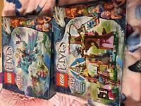 Lego elves