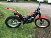 2008 Gas Gas TXT 125 Trials Bike