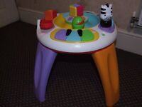 Fisher-Price Silly Safari Activity Table