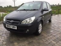Hyundai Getz Automatic 2008 Only £1995