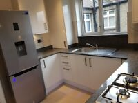 Stunning 2 bed or 2 bedroom flat that has been completely refurbished within 5 minutes of Tram