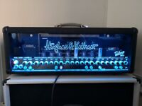 Hughes and Kettner Tri-Amp MKII Inc Footswitch