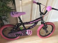 Hello Kitty Bike 4-8y