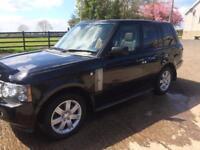 2007 Range Rover Vogue