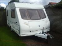 CARAVAN 'TOURING' BEAUTIFUL DAMP FREE PORCH AWNING INCLUDED