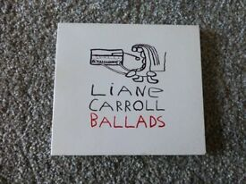 liane carroll - ballads - jazz cd RARE