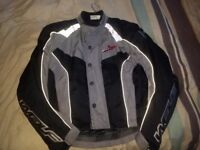 Wolf racing Motorbike jacket, trousers, & boots