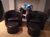 Toddler armchairs & footrests