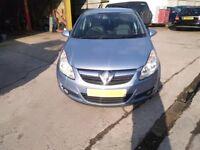 2007 Vauxhall Corsa D 1.3 CDTI Design 5 Door Hatch £1650 00 ono