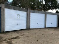 ** NOW RENTED ** Single garage / lock up available for rent in Farnborough £100 per month
