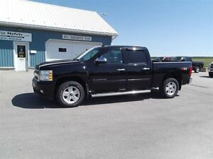 2010 Chevrolet Silverado 1500 LTZ,CREW,LEATHER,SUNROOF,ONLY 7400