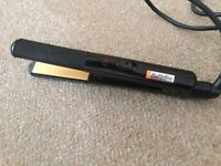 Babyliss C31b 25w hair straighteners Excellent Condition