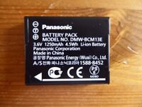 Panasonic Camera Battery