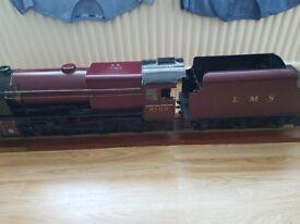 Model of Royal scot steam engine