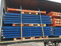 Wholesale Job Lot Pallet Racking Shelving Storage Bay, Huge Amount Of Stock, Resale Opportunity