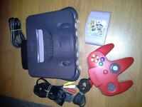 Nintendo 64 Complete w / game