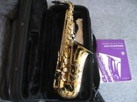 Elkhart Deluxe Alto Saxophone