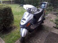 50cc SACHS 49er moped for sale.