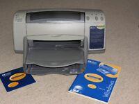 Hewlett Packard Colour Printer DeskJet 970Cxi, model C6429A