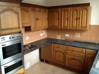 Newly refurbished 3 bed through terrace with garden in Leeds 12.