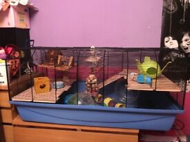 Extra Large hamster/ rat cage