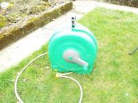 HozeLock encased 25 Meter garden hose