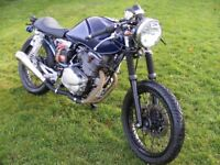 Honda CD250u Cafe Racer (unfinished project,very little to finish off)