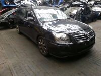 TOYOTA AVENSIS ESTATE 2.0 DIESEL BREAKING 03-04-05-06-07-08 FOR SPARES 1X WHEEL NUT