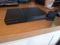 Sony PlayStation 2 Slim Black Console