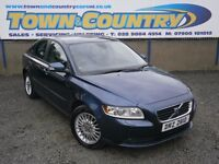 ***Sep 2007 Volvo S40 S D **ONE OWNER**FULL SERVICE HISTORY**IMMACULATE*( mondeo vectra passat 9-3 )