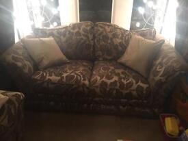 Large 2 seater sofa Barker & Stonehouse (hardly used)