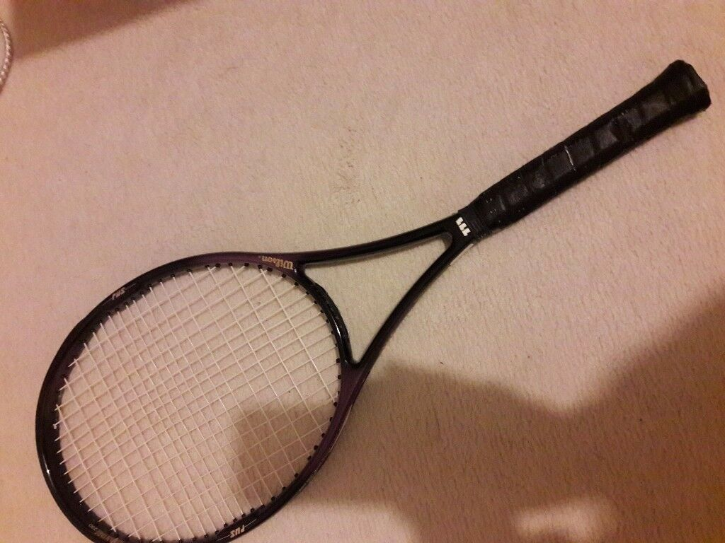 Wilson high perfomance tennis racket
