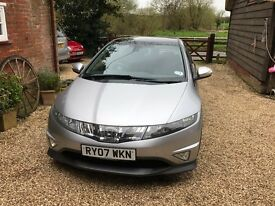 Honda Civic Type S. 2.2 diesel. Rare model.