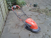Flymo Electric Lawnmower Hover Mower FREE LOCAL DELIVERY