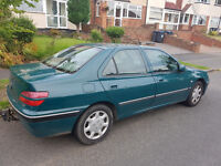 peugeot 406hdi for sale 350pounds good car, 07393385890