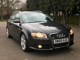 2007 Audi A4 Avant Estate S LINE Automatic , 2 YEAR WARRANTY AUTO not bmw mercedes vw ford vauxhall
